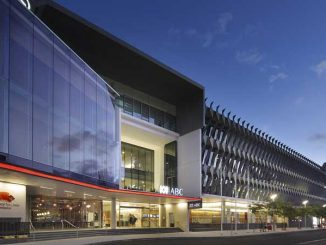 ABC Brisbane headquarters.