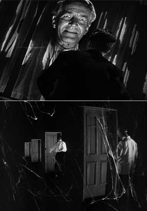 Clever camera work and montages make for an impressive, highly atmospheric hallucination sequence.