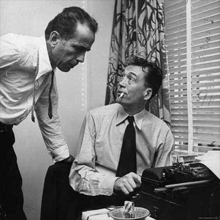 Bogart and Huston working on a CFA statement?