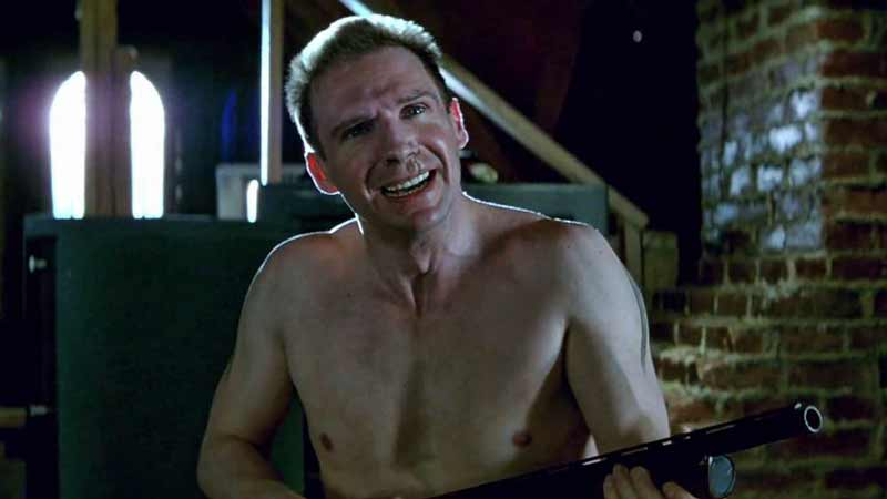 Ralph Fienne's performance as Francis Dolarhyde was disappointing, given the actor's capabilities.
