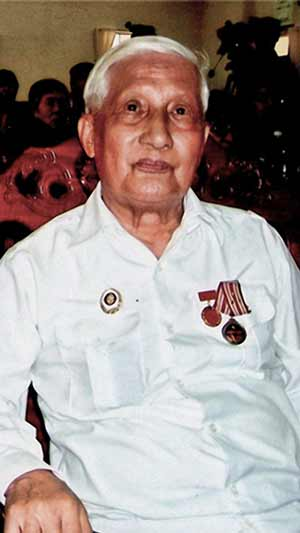 Nguyễn Văn Tòng (dates unknown) was a Viet Cong political officer.