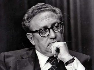 Kissinger banner image.