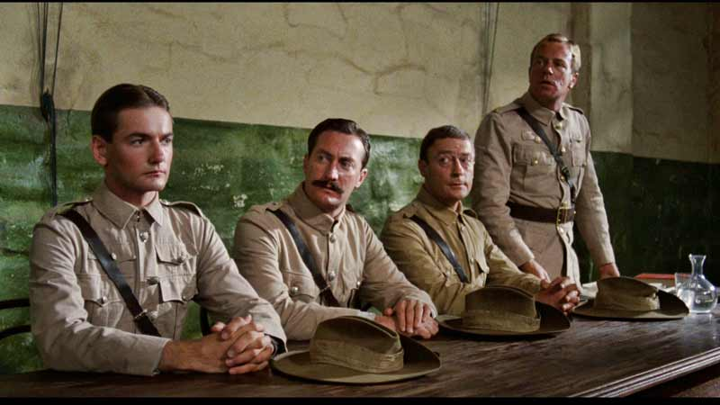 Breaker Morant film still.